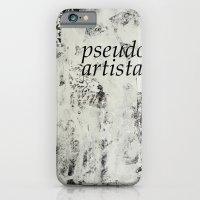 iPhone & iPod Case featuring PSEUDOARTISTA by RafaelMC