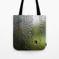 Upside Down Landscapes Tote Bag