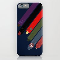 iPhone & iPod Case featuring The Avengers by renduh