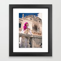 This is My Kingdom Framed Art Print