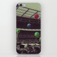 Coldplay At Wembley iPhone & iPod Skin