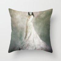 Grave Dancer Throw Pillow