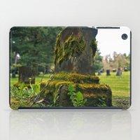 Northwest Cemetery iPad Case
