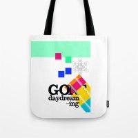 Gone Daydreamin'—art P… Tote Bag