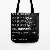 A Tale  Tote Bag
