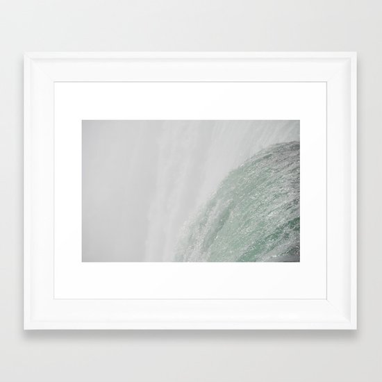 Hydro Power Framed Art Print