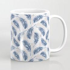 My blue feathers Mug