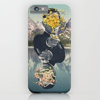 iPhone Cases featuring Bipolar by Eugenia Loli