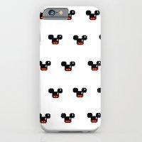 8 Bit Mouses  iPhone 6 Slim Case