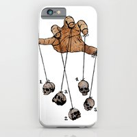 The Five Dancing Skulls … iPhone 6 Slim Case
