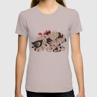 Wolfmother Womens Fitted Tee Cinder SMALL