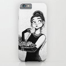 breakfast with Tiffany iPhone 6 Slim Case