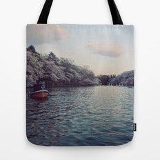 Inokashira Lake Tote Bag