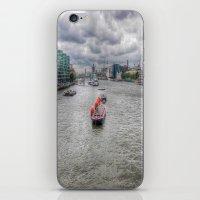 Thames iPhone & iPod Skin