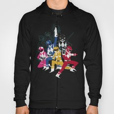 power glove rangers Hoody
