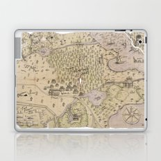 Rough Terrain Laptop & iPad Skin