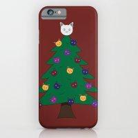 Merry Meow iPhone 6 Slim Case