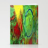 Drips Of Life Stationery Cards