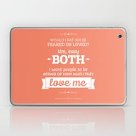 Laptop & iPad Skin featuring The Office Michael Scott… by Noonday Design