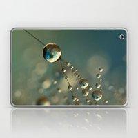 Twilight Blue Cactus Dro… Laptop & iPad Skin