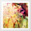 waterlily 2 Art Print
