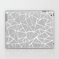 Abstraction Linear Inver… Laptop & iPad Skin