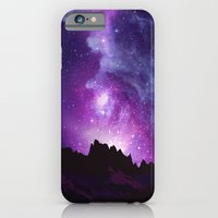 iPhone & iPod Case featuring Calm night by KARAM