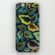 Going, Going, Begonia iPhone & iPod Skin