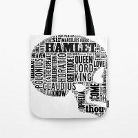 Shakespeare's Hamlet Sku… Tote Bag