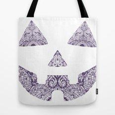 Pumpkin Artwork Tote Bag