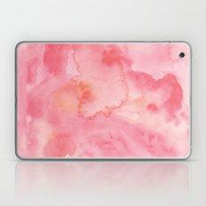 Watercolor Pink Laptop & iPad Skin