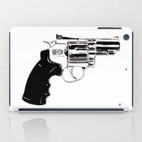 Gun #27 iPad Case