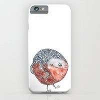 iPhone & iPod Case featuring Monster by Nora Illustration
