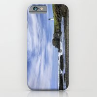 iPhone & iPod Case featuring Yaquina Lighthouse by Captive Images Photography