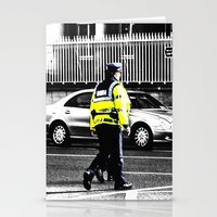 Beat on the Street Stationery Cards