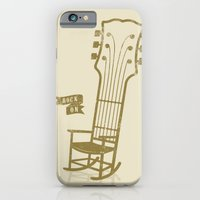 iPhone & iPod Case featuring Rock On!  by paddyroo