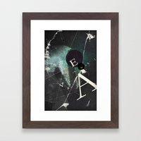 VEA 20 Framed Art Print