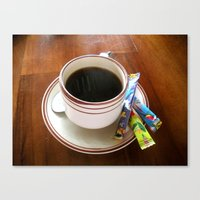 Perfect Cup of Joe Canvas Print
