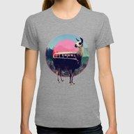 T-shirt featuring Llama by Ali GULEC