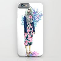 iPhone & iPod Case featuring spring by leeem
