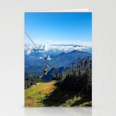 Cannon Mountain's Aerial Tramway Stationery Cards