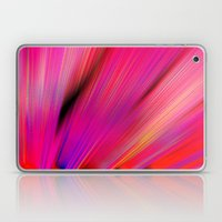 Re-Created  Feather iv by Robert S. Lee Laptop & iPad Skin