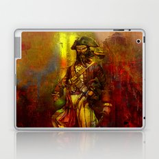 The den of the pirate Laptop & iPad Skin