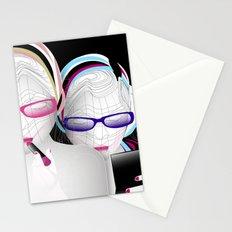 Girly Stationery Cards