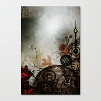 Memories Unlocked Canvas Print