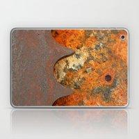 Rusty Gear Laptop & iPad Skin