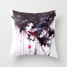 Gentle Max Throw Pillow