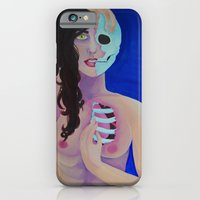 iPhone Cases featuring Untitled by Chelsea Simonne