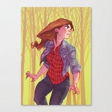 Malia Tate Canvas Print
