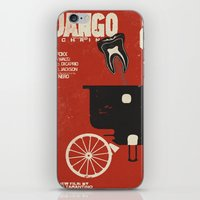 Django Unchained - Alter… iPhone & iPod Skin